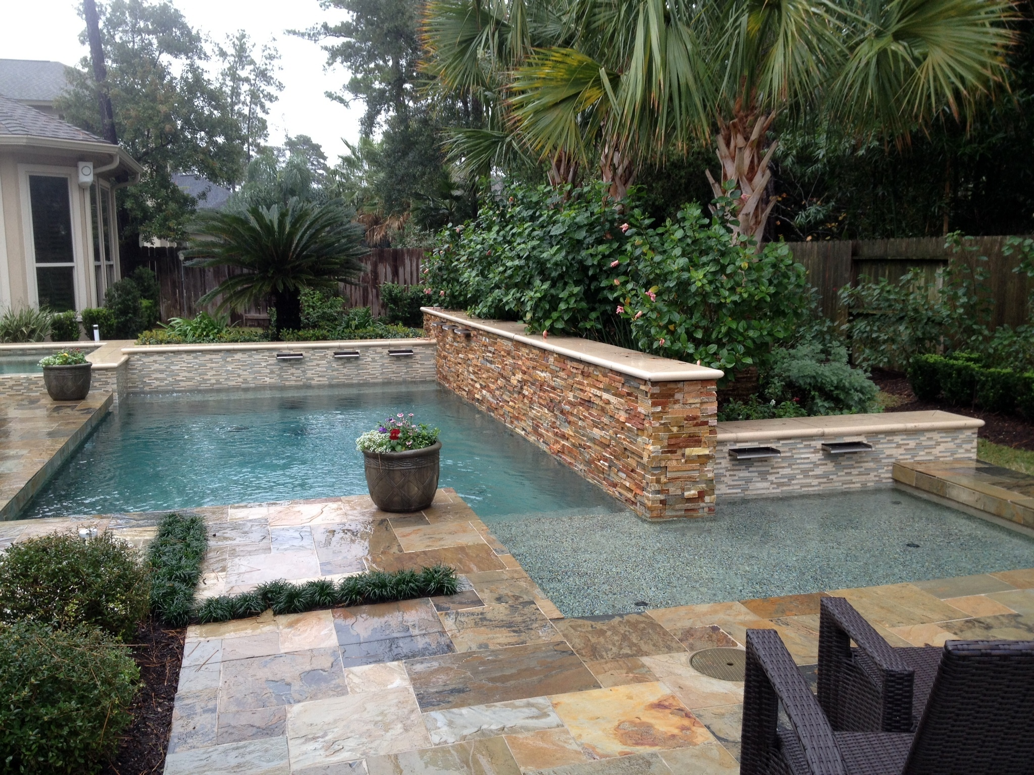 Custom pool concepts houston swimming pool builder for Pool designs lexington ky